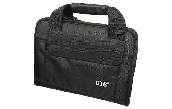 UTG Homeland Security Double Pistol Case - Stryker Airsoft