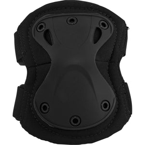 Valken Tactical Elbow Pads (Black) - Stryker Airsoft