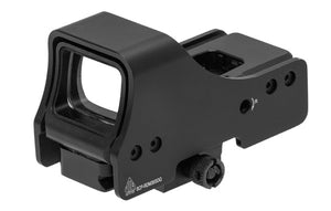 "UTG 3.9"" Red/Green Single Dot Reflex Sight - Stryker Airsoft"
