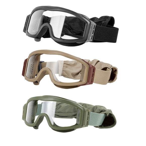 Valken Airsoft Tango Single Lens Goggles - Stryker Airsoft