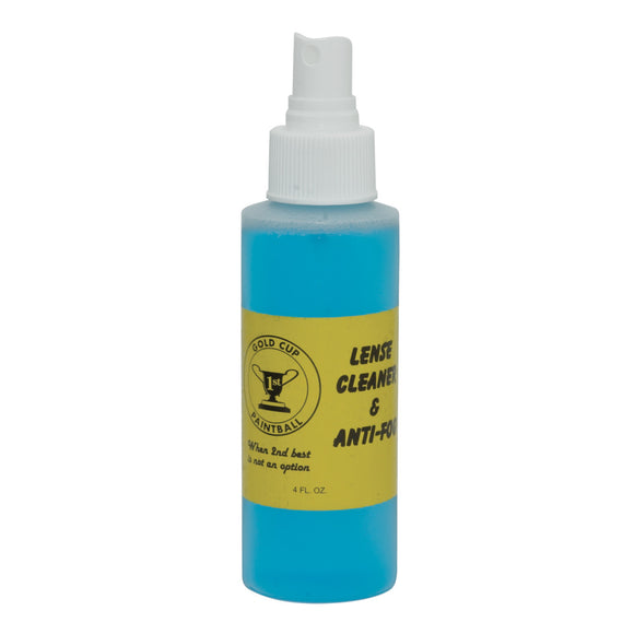 Gold Cup 4oz Lens Cleaner & Anti-Fog - Stryker Airsoft