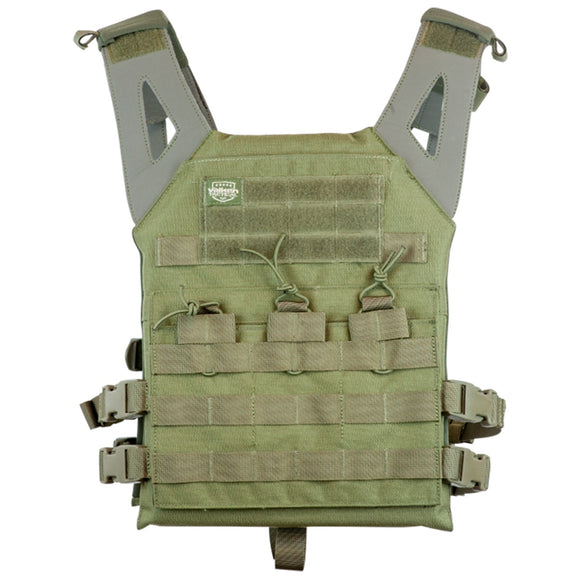 Valken Tactical Plate Carrier II (Olive) - Stryker Airsoft