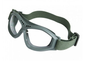 Bravo Airsoft Compact Goggles (Foliage) - Stryker Airsoft