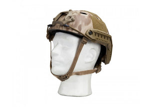 Bravo Airsoft Version 2 PJ Helmet (Kryptek Nomad) - Stryker Airsoft