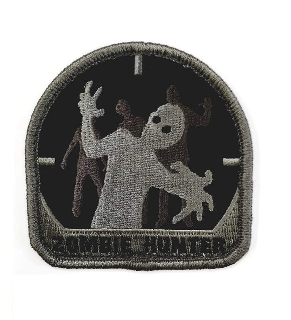 Mil-Spec Monkey Zombie Hunter Patch (ACU-B) - Stryker Airsoft