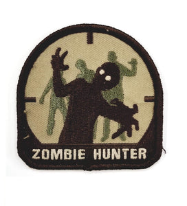 Mil-Spec Monkey Zombie Hunter Patch (Arid) - Stryker Airsoft