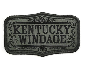 Mil-Spec Monkey Kentucky Windage Patch (ACU-Dark) - Stryker Airsoft