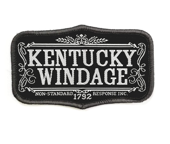 Mil-Spec Monkey Kentucky Windage Patch (SWAT) - Stryker Airsoft