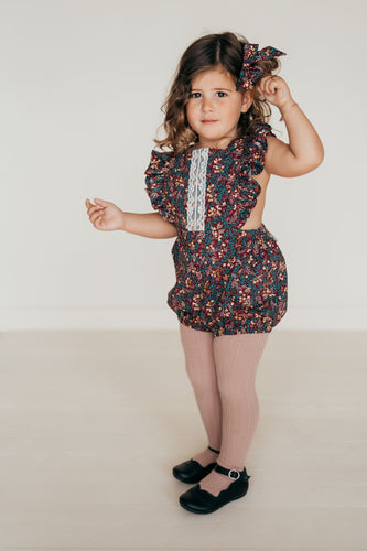 Gentle Holly Romper