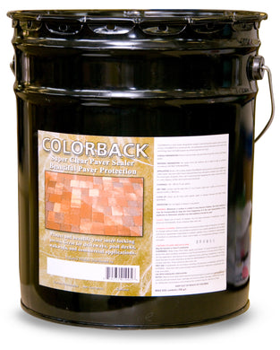 ColorBack Solvent Base Sealer