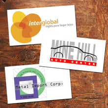 LOGO DESIGN SERVICE - Package B - Simple Design with 4 concepts
