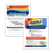 FLYER DESIGN SERVICE - Digital files -Instant Download-