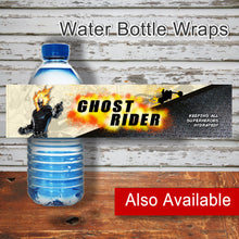 GHOST RIDER Invitation – Digital file, Ghost Rider party