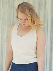 100% Organic cotton tank top