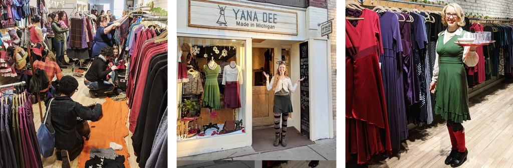 special events happening at Yana Dee in Downtown Traverse City