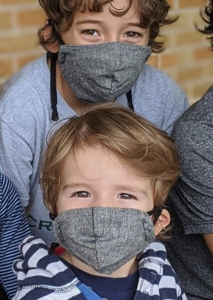 Kid's Drawstring Mask