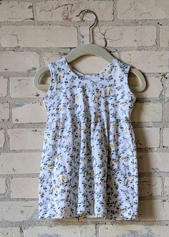 Daffodil Dress (1-2 Years)