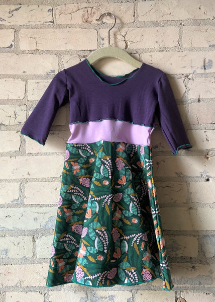 Garden Girl Dress (1-2 Years)