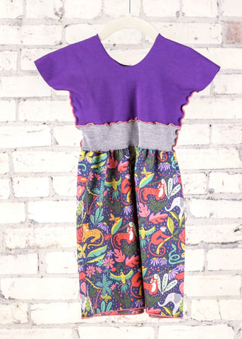 1-2 Years Jungle Grrrl Dress