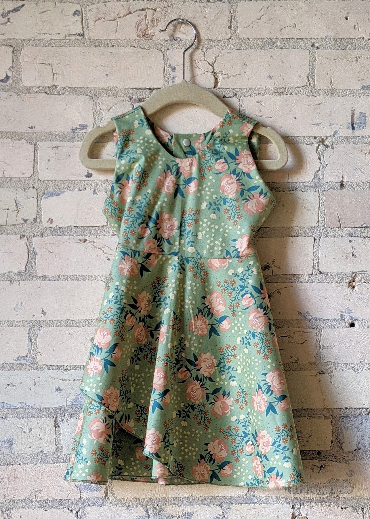 Peony Dress (1-2 Years)