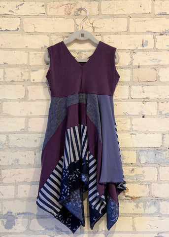 Midnight Migration Square Dress (3-5 Years)