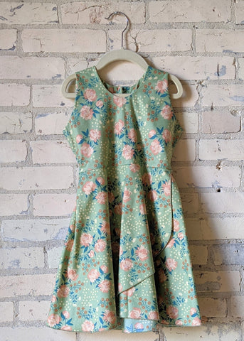 Peony Dress (3-5 Years)