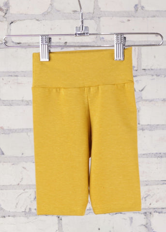 6-18 Month Yellow Capris
