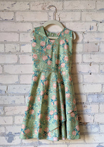 Peony Dress (6-8 Year)
