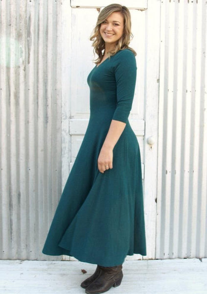 Frances Dress - Custom Made - Handmade Organic Clothing