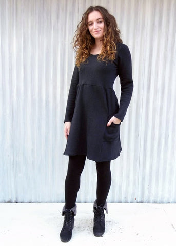 Stock Elka Dress - Handmade Organic Clothing
