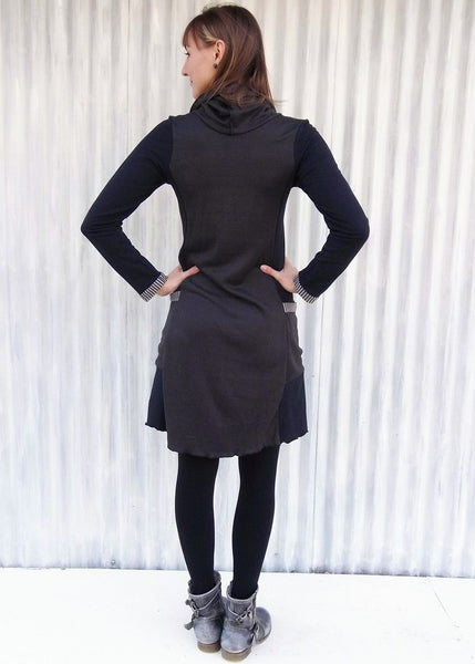 Natalie Winter Pocket Dress (Custom Made)