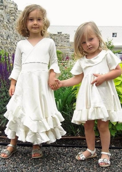 Ready-Made Flower Girl Dresses - Yana Dee