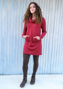 Harper Tunic Dress (Custom Made)