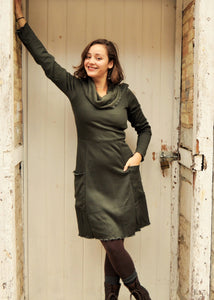 Dessa Pocket Dress (Custom Made)