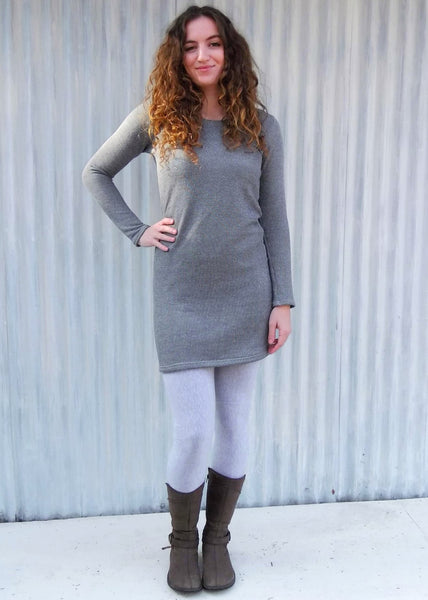 Lucy Tunic - Custom Made - Handmade Organic Clothing