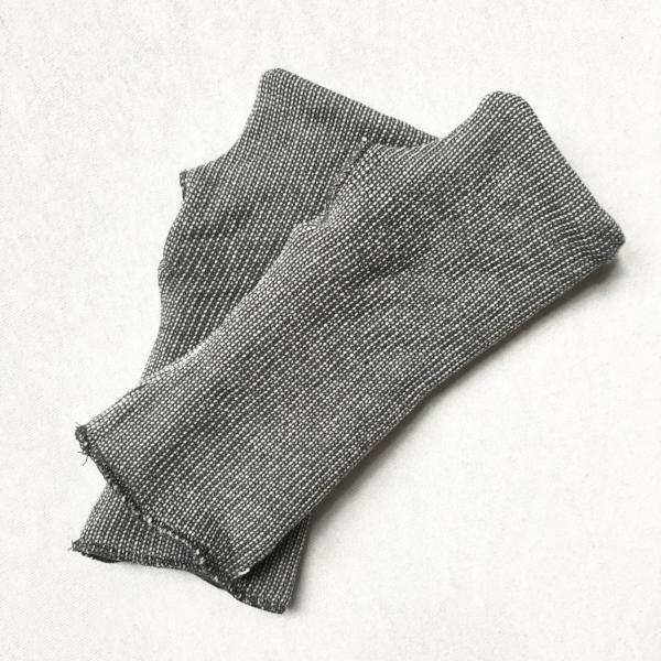 Vegan Reversible French Terry Arm Warmers - Yana Dee