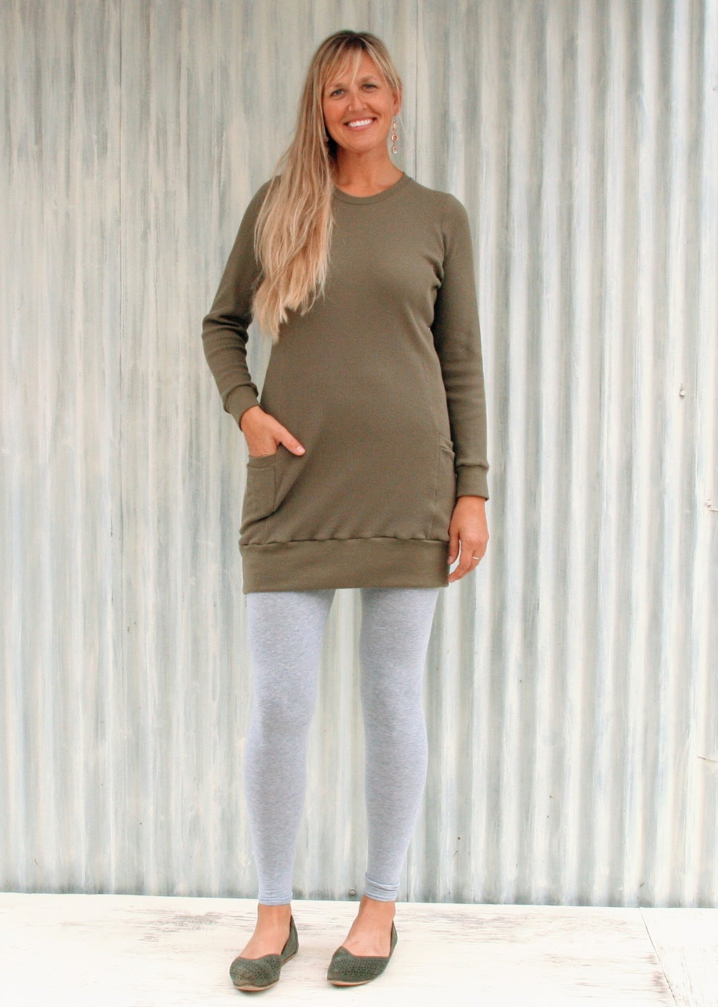 Winona Tunic Dress
