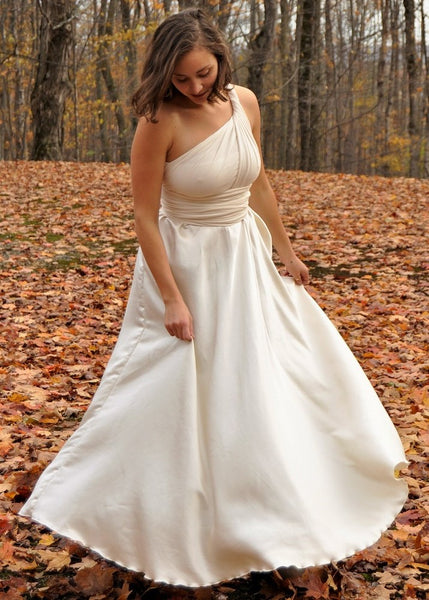 Adamine Wedding Dress (Custom Made)