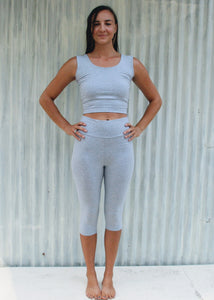 Butter Capri Leggings (Custom Made)