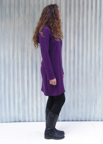 Hooded Juniper Dress (Custom Made)