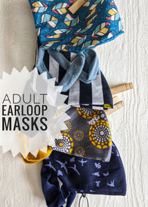 Adult Ear Loop Mask