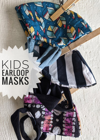 Kid's Ear Loop Mask