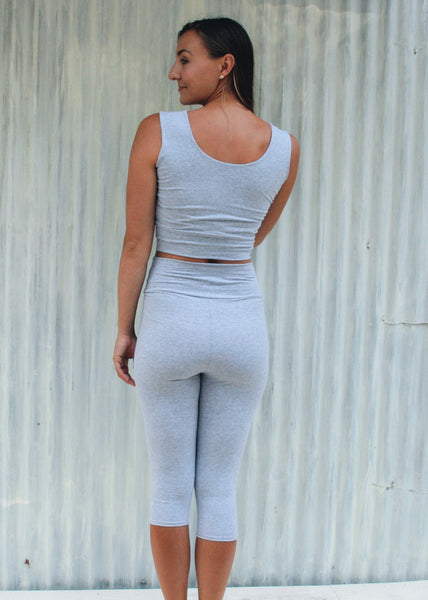 Butter Capri Leggings
