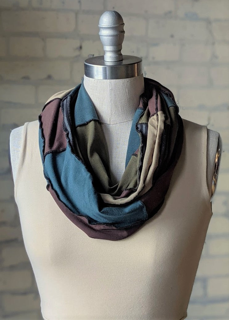 Earthly Delight Infinity Scarf