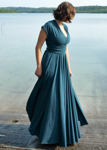 Avalon Maxi Infinity Dress (Custom Made)