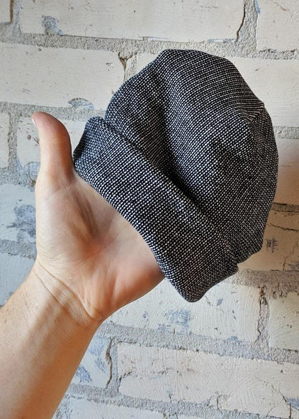 French Terry Hat (Baby) - Handmade Organic Clothing