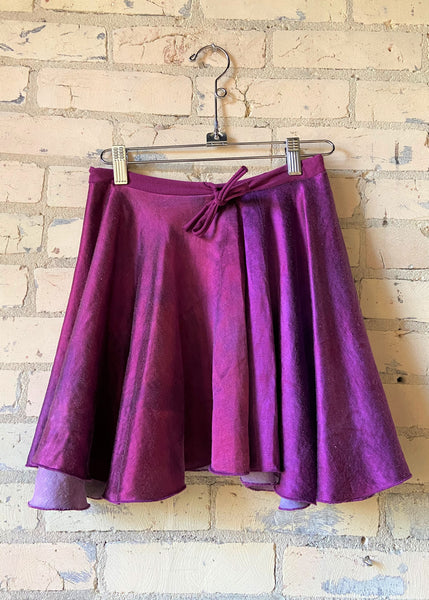 Hand Dyed Skirt for Kids