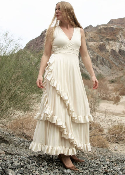 June Wedding Dress (Custom Made)