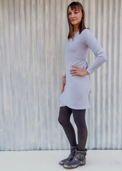 Nina Dress - Custom Made - Handmade Organic Clothing