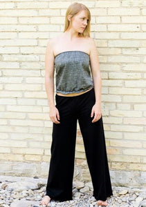 French Terry Lounge Pants - Custom Made - Maya Pants - Yana Dee